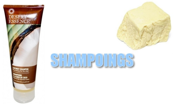 ROUTINE CAPILLAIRE SHAMPOINGS